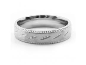 S1596 Prsten z chirurgické oceli
