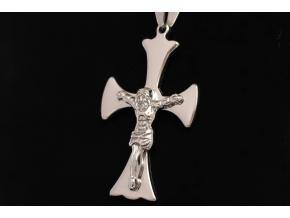 S0372 Kříž z chirurgické oceli